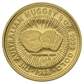1988 Proof Half Ounce Gold Australian Nugget