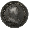 1808 Irish George III Silver Thirty Pence Bank Token