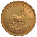 1989 1oz Gold Krugerrand
