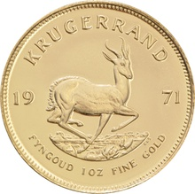 1971 1oz Gold Proof Krugerrand