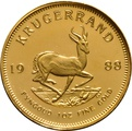 1988 1oz Gold Proof Krugerrand
