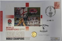 2003 Tenth Ounce Gold Britannia First Day Cover