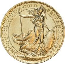 1994 Gold Britannia One Ounce Coin