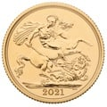 2021 Gold Sovereign
