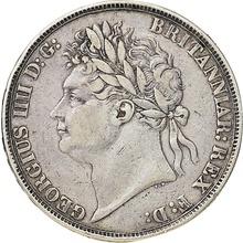 George IV Crown - Very Fine