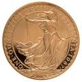 1987 One Ounce Proof Britannia Gold Coin