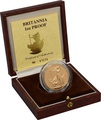 1987 Britannia One Ounce Proof Gold Coin Boxed