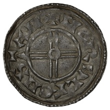 1016-1035 Cnut Penny - Morolf of Stamford