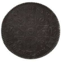 1663 Charles II Shilling