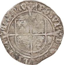 Henry VIII Silver Groat - Fair