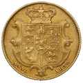 1832 Gold Sovereign - William IV