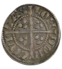Edward I Silver Penny - Good Fine