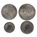 1827 George IV Maundy Set