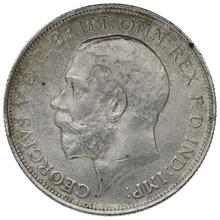 1916 George V Silver Florin