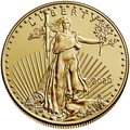 2020 Half Ounce American Eagle Gold Coin