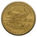 1986 Tenth Ounce Eagle Gold Coin MCMLXXXVI