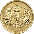 2020 Tenth Ounce Royal Arms Gold Coin