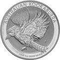 2018 1oz Silver Kookaburra