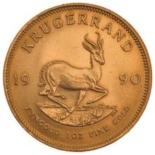1990 1oz Gold Krugerrand