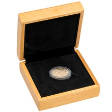 Elizabeth II Fourth Head Gold Sovereign Gift Boxed