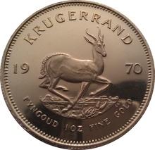 1970 1oz Gold Proof Krugerrand