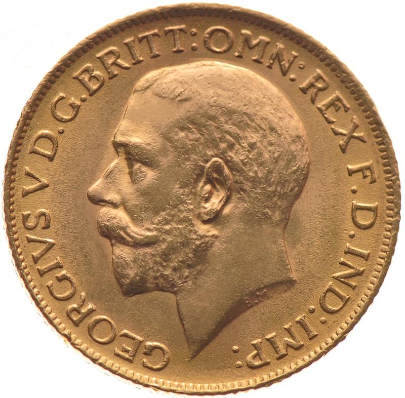 Sovereign - King George V