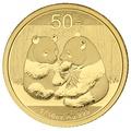 2009 1/10 oz Gold Chinese Panda Coin