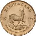 1995 1oz Gold Krugerrand