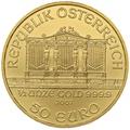 2007 Half Ounce Gold Austrian Philharmonic