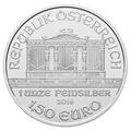2019 1oz Austrian Philharmonic Silver Coin