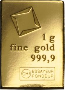CombiBar 50g Gold Bar