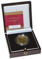 2002 Britannia Quarter Ounce Gold Proof Coin Boxed