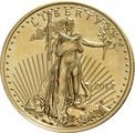 2012 Quarter Ounce Eagle Gold Coin