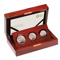 2019 Three-Coin Premium Proof Sovereign Set Boxed