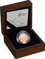 2010 UK Belfast £1 One Pound Gold Proof Coin Boxed