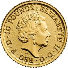 2018 Tenth Ounce Gold Britannia