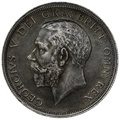1915 George V Silver Halfcrown
