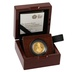 2017 1/4oz Quarter Ounce Proof Unicorn Gold Coin Queen's Beasts Boxed