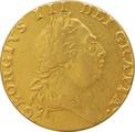 1787 George III Guinea - Fine