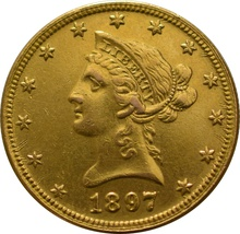 American Gold Eagle $10 Liberty Head
