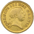 1804 George III Gold Quarter Guinea