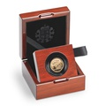 Gold Proof 2015 Half Sovereign Boxed