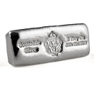 5oz Scottsdale Silver Cast Bar