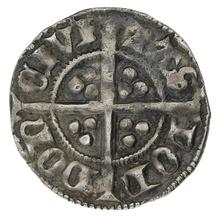 1377-99 Richard II Silver Halfpenny