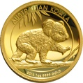 2016 1oz Gold Australian Koala High relief proof