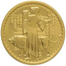 2001 One Ounce Proof Britannia Gold Coin