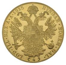 Gold Austrian 4 Ducat 1915