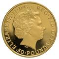 2004 Half Ounce Proof Britannia Gold Coin NGC PF69