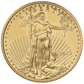 2015 Tenth Ounce Eagle Gold Coin