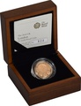 2010 UK London £1 One Pound Gold Proof Coin Boxed